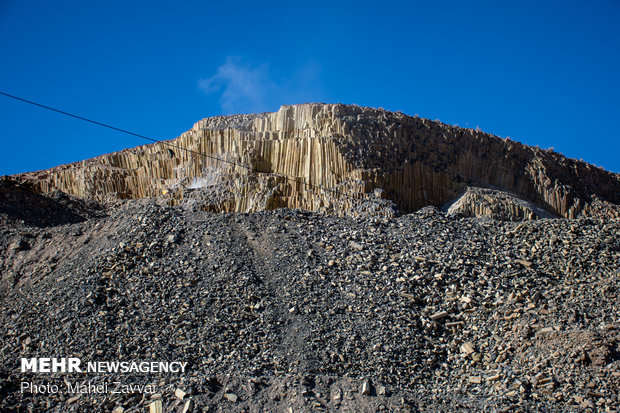 معدن سنگ سربیشه