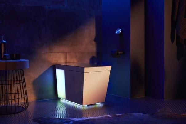 توالت ها هم مجهز به دستیار صوتی الکسا می شوند