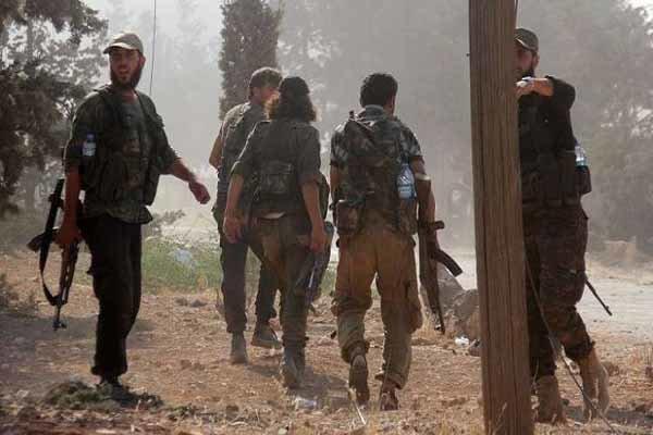 جبهه النصره جاده منتهی به گذرگاه ابوالظهور را تخریب کرد
