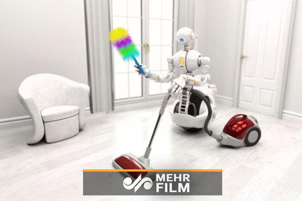 فلم/ گھریلو کام انجام دینے والے روبوٹس