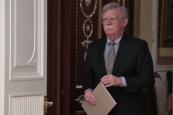 America willing to talk to Iran: John Bolton