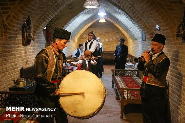 Hemedan'da eski gelenek canlandırıldı