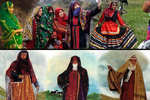 اللباس الشعبي الإيراني اصالة الماضي وجمال الحاضر