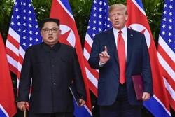 ترامپ:بیصبرانه منتظر دیدار با رهبر کره شمالی هستم