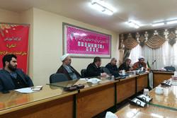 جلسه ستاد ساماندهی شئون فرهنگی در قزوین برگزار شد