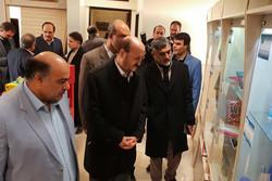 رئیس ستاد مبارزه با قاچاق کالا از شهرک صنعتی قزوین بازدید کرد