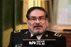 سه راهبرد امنیتی ایران در منطقه از زبان شمخانی