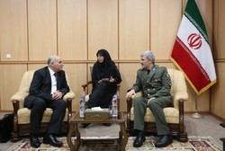 Iran to stay with Syria until final victory: Defense min.