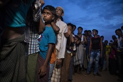 After incarceration, Saudi deports 'handcuffed' Rohingya to Bangladesh