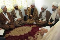 نماینده ولی فقیه در گیلان از حوزه علمیه آستانه اشرفیه بازدید کرد