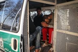 ۱۲ نفر از مخلان نظم و امنیت در اسفراین دستگیر شدند