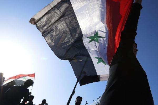 Suriye'ye ait petrol ve doğal gaz tesislerine İHA saldırısı