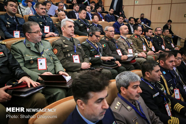 International Conference on Defense and Security in West Asia