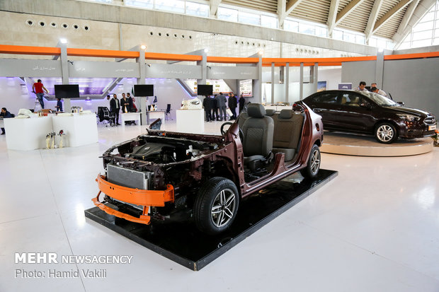 2019 Intl. Auto Show underway in Tehran
