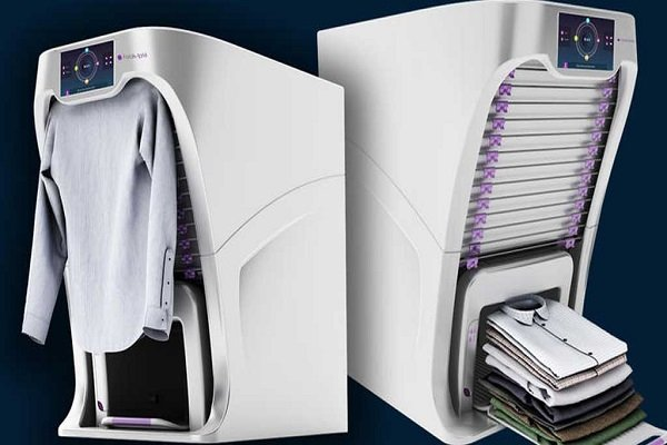 VIDEO: Foldimate, laundry folding robot