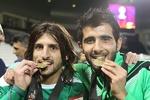 همام طارق: بازی با ایران خیلی هم خاص نیست/ فقط به برد فکر میکنیم
