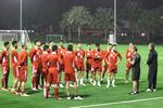 اعلام ترکیب پرسپولیس برای بازی مقابل الشحانیه قطر