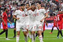 İran'dan rakiplerine şampiyonluk jesti