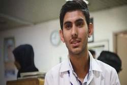 اهدای اعضای بدن پرستار جوان دچار مرگ مغزی