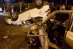 حادثه رانندگی در زاهدان ۳ کشته و ۳ مصدوم برجای گذاشت