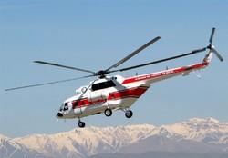 ۴۰ نفر بیمار و مصدوم با اورژانس هوایی ایلام به تهران منتقل شدند