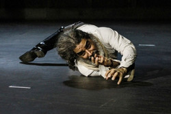 شخصیتهای شکسپیر در منهتن زنده میشوند/ ترکیبی از سینما و تئاتر