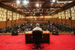 المؤتمر الثاني لرواة الثورة الاسلامية في ايران / صور