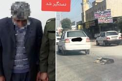 فرد حیوانآزار در استان بوشهر شناسایی و دستگیر شد