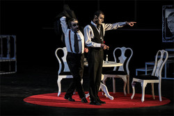 تخفیف دانشجویی «ازدواج آقای میسیسیپی» در سالن اصلی تئاترشهر