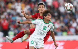 باخت تیم ملی فوتبال عراق با حضور طارق همام