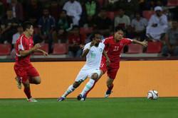 عربستان برابر کره شمالی به پیروزی پرگل رسید