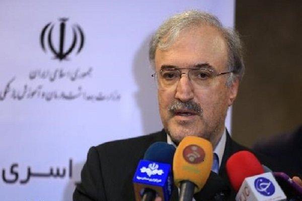 İran Sağlık Bakanı ABD'nin ilaçla ilgili iddialarını yalanladı
