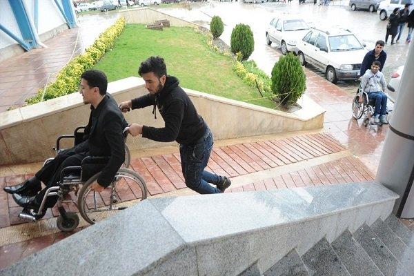 رایزنی برای ساماندهی خودروهای مناسبسازی شده معلولان و جانبازان