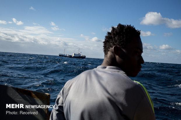 بحران مهاجران سرگردان محور نشست وزرای کشور اتحادیه اروپا