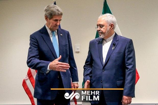 فلم/ امریکہ ایران کے ساتھ مذاکرات کا خواہاں ہے
