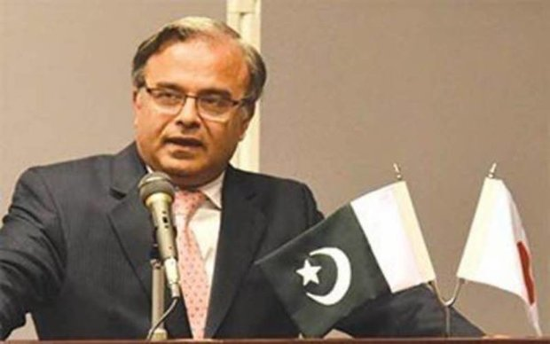 امریکہ میں پاکستان کے نئے سفیر کی ٹرمپ سے ملاقات