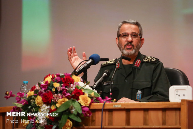 المؤتمر الثاني لرواة الثورة الاسلامية في ايران