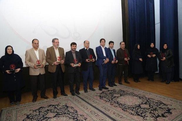 جشن بزرگداشت روز پرستار در گرگان برگزار شد