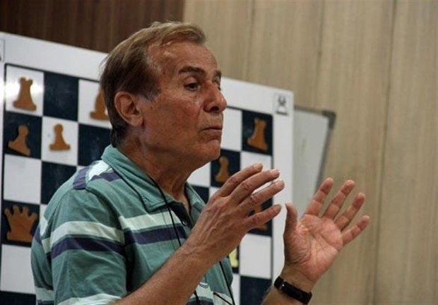 Iran chess master Khosro Harandi passes away
