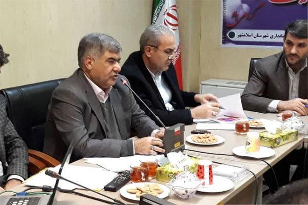 ۹۰ درصد بودجه های ملی استان تهران تخصیص یافته است