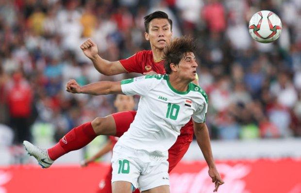 العراق يحقق فوزا ثمينا أمام المنتخب الفيتنامي