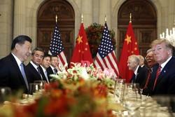 ترامپ: گفتگوهای تجاری با چین بسیار خوب پیش میرود