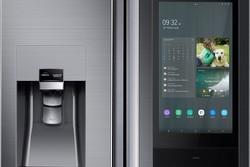 یخچال هوشمندی که بقیه لوازم خانگی را کنترل می کند