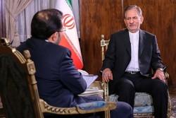 Iran's vicepresident Jahangiri