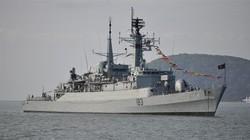 pakistan warship
