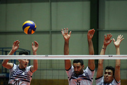 رقابت های والیبال در چهارمحال و بختیاری برگزار می شود