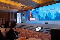 Zarif calls for region-based security architecture at Raisina Dialogue conf.