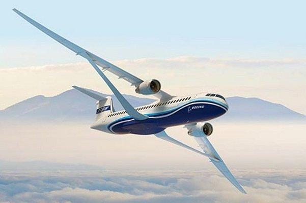 بوئینگ هواپیمایی با ۴ بال می سازد