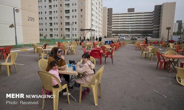 عادی شدن جریان زندگی در بغداد