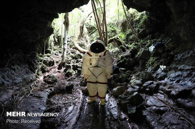 تصاویری از زیر زمین